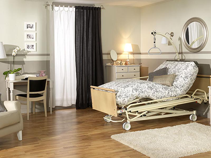 lit medicalise euromed. Black Bedroom Furniture Sets. Home Design Ideas