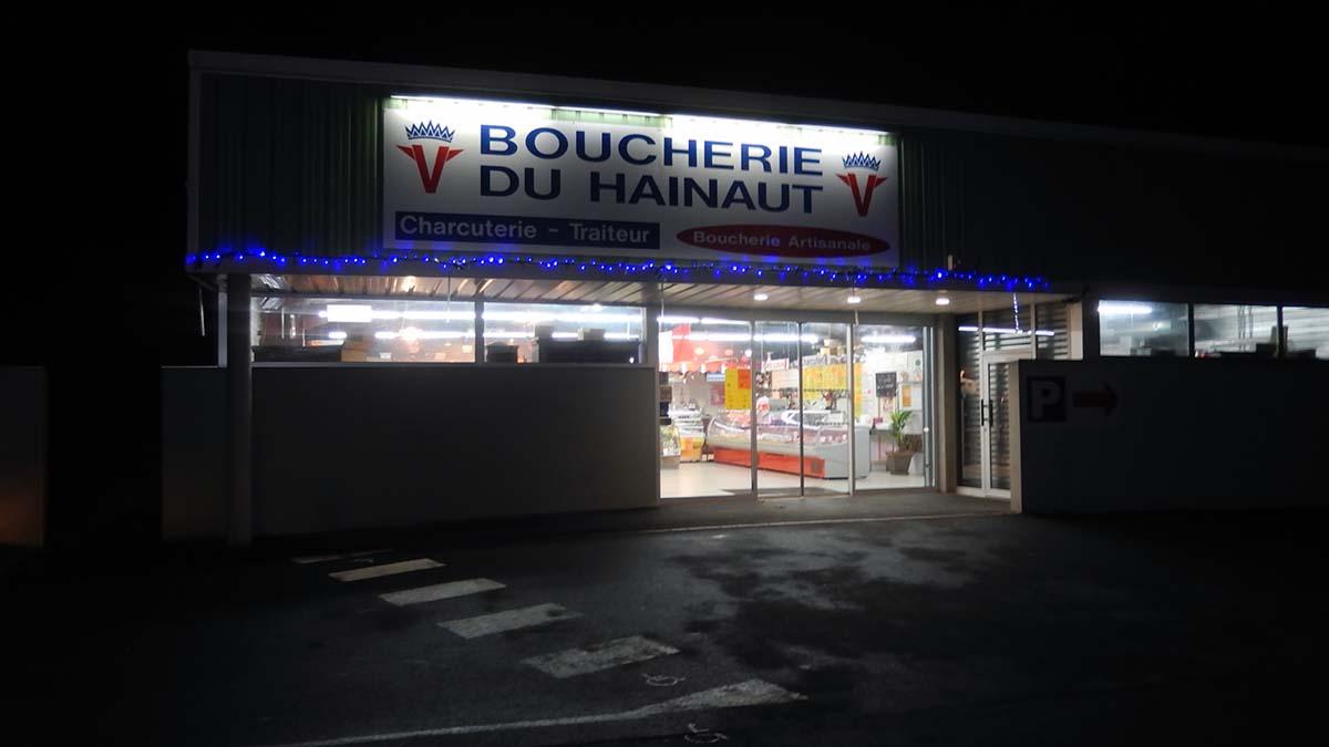 Boucherie du Hainaut