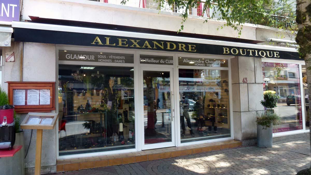 f19b78918ba ALEXANDRE BOUTIQUE chaussures femme et l homme