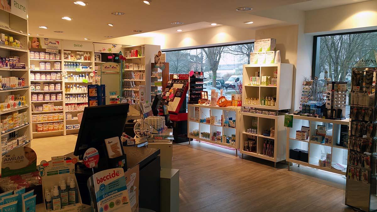Pharmacie De L Hotel De Ville Cambrai
