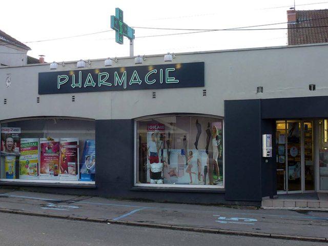Pharmacie Tondeur